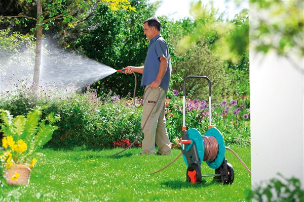 Easy To Carry Garden Hose Reel