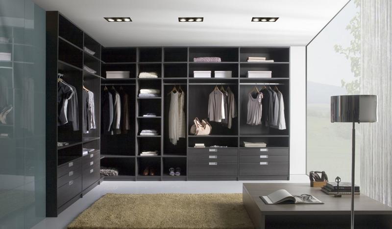 Elegant Glass Sliding Wardrobe Doors