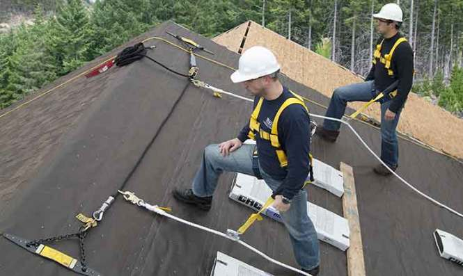 Trained Roofers
