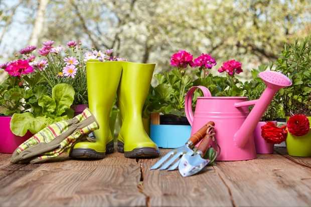 Gardener Safety Tools