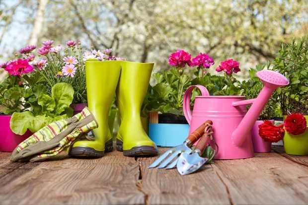 Gardener Safety Tools