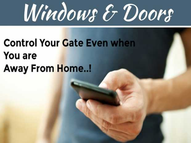 How Gate Automation System Is Going To Change Your Life