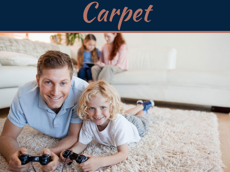 5 Tips On Selecting New Carpet For Your House