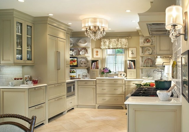 Creative Look Of The Kitchen
