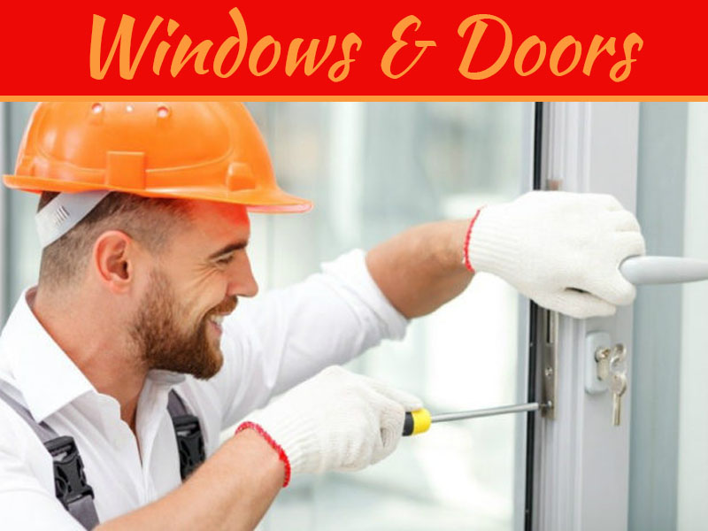 Know The Major Benefits Of External Door Repair