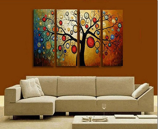 Match Art With Existing Interior Decor