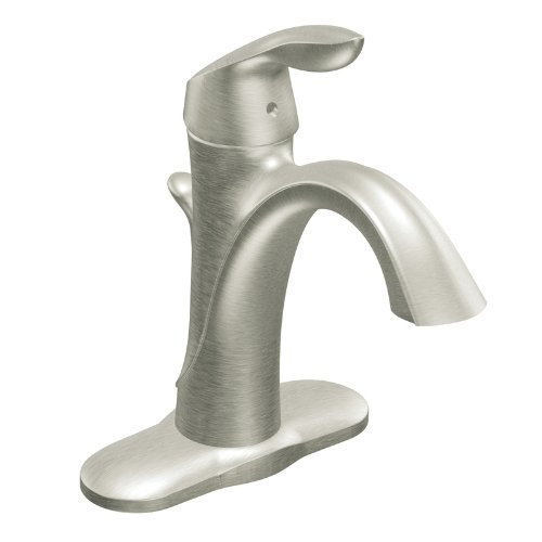 Moen Eva Single-Handle High Arc Lavatory Faucet