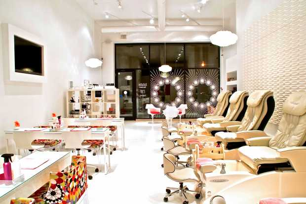 Equipment For Nail Salon
