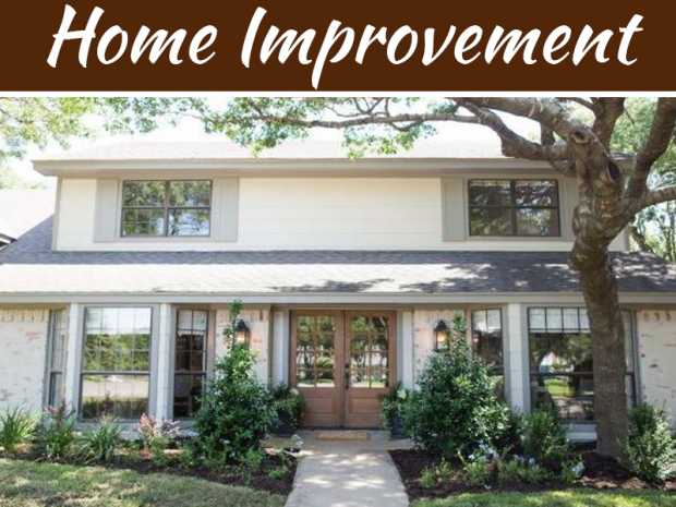 Old Home Renovations: 4 Updates To Make This Spring And Summer