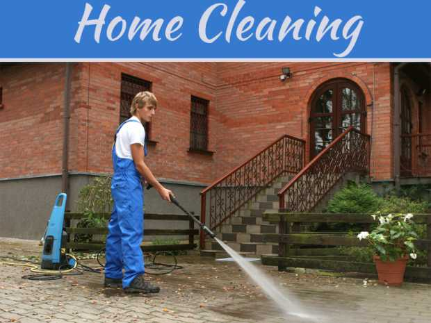 Professional Pressure Washing - Effective Cleaning Solution
