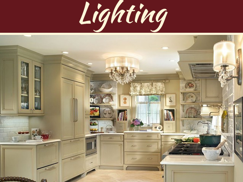 Retro Kitchen Lighting Transformation - Modern Light ...