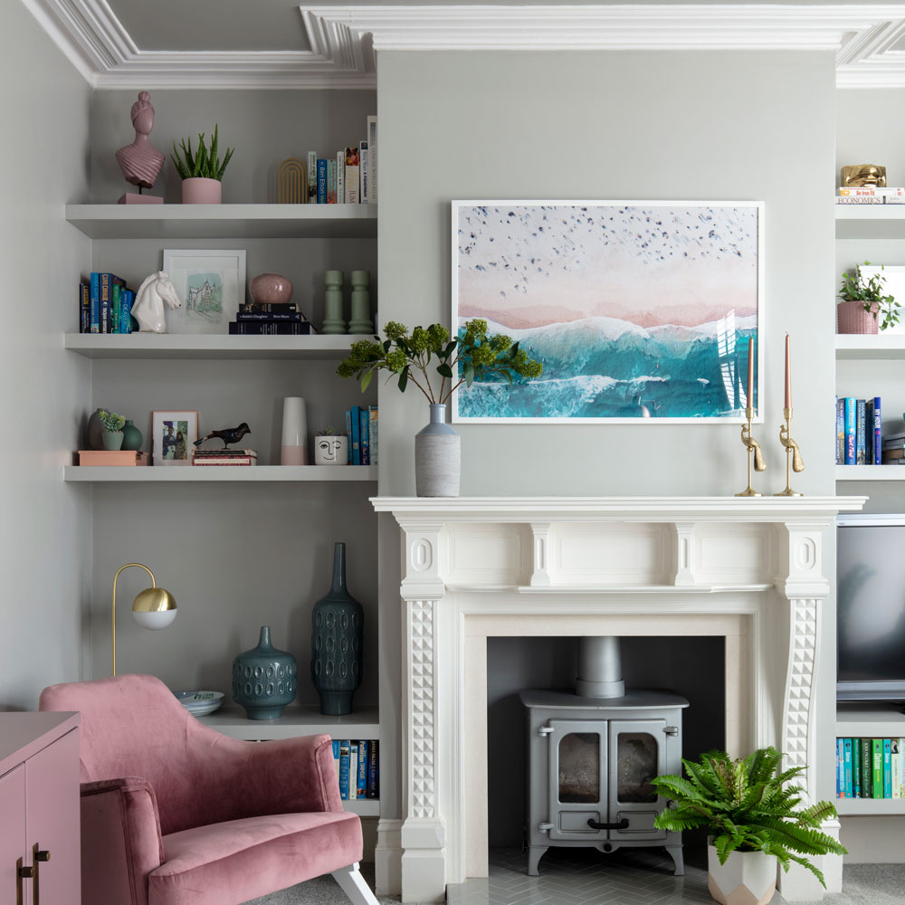Store Using Your Side Alcove