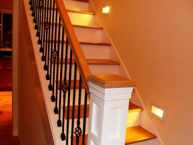 Straight Staircases