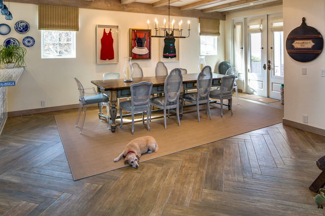 Sun Exposure Flooring