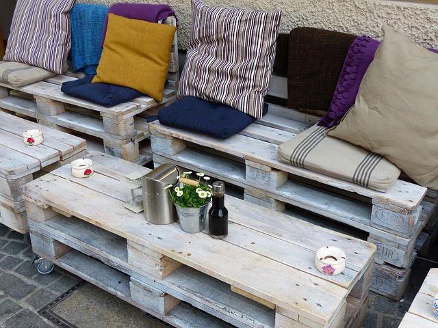fabriquer salon de jardin en palette de bois Meilleur de ...