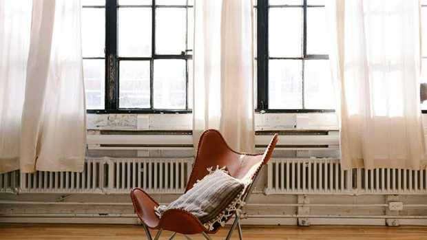 Table Wood House Chair Floor Window