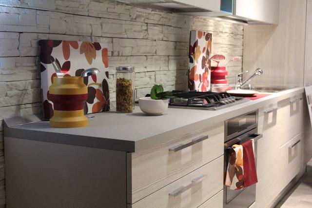 Upgrade Kitchen Home Renovation