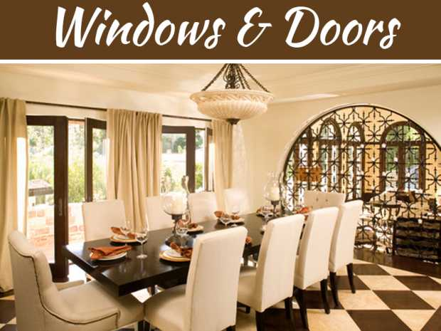 5 Top Benefits Of Adding Iron Doors To Your Residence
