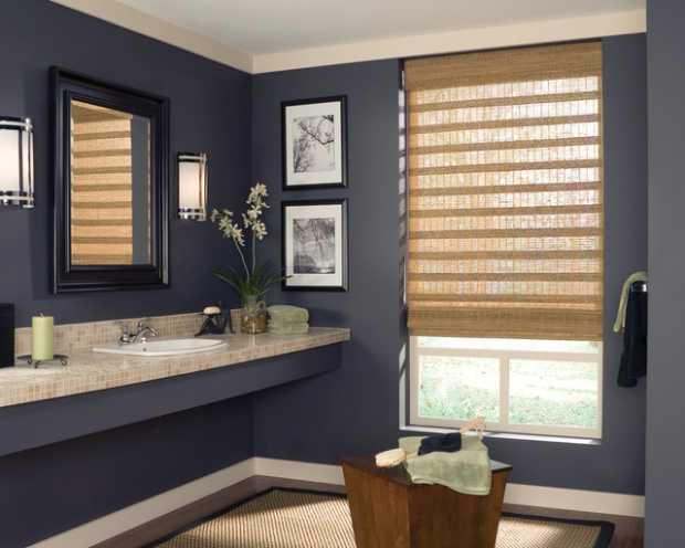 Bathroom Blinds For Sunlight