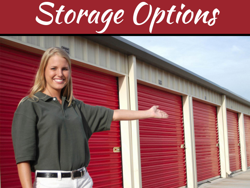 Are You Relocating? 5 Temporary Storage Options