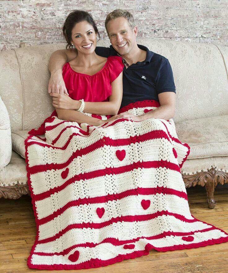 Cozy Blanket For Valentine