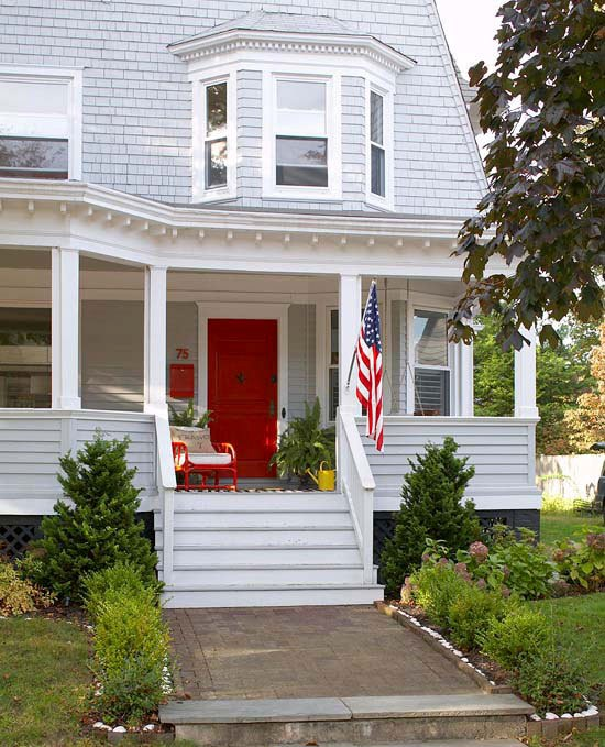 Consider The Curb Appeal