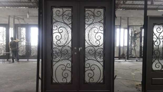 Iron Doors To Your Residence