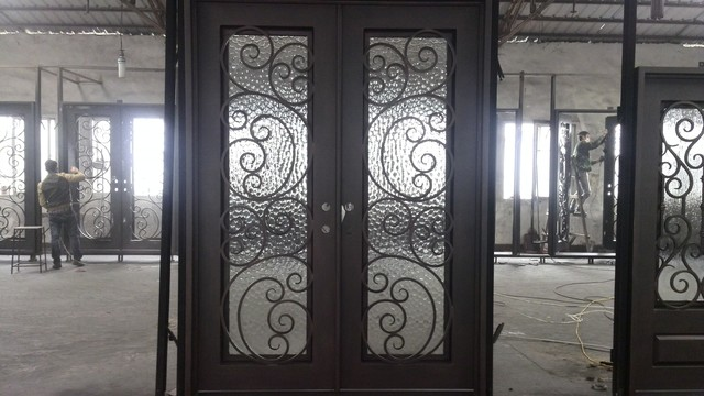 5 Top Benefits Of Adding Iron Doors To Your Residence My Decorative
