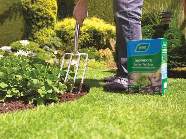 Garden Fertiliser