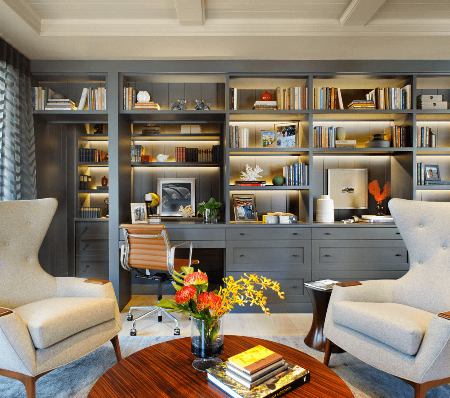 7 Fashion Forward Ideas For Your Home Office My Decorative