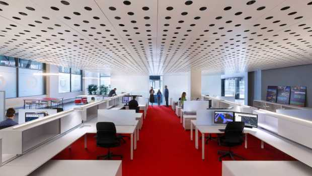 Lighting Solutions Large Organizations