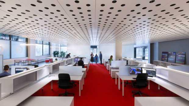 Lighting Solutions Large Organizations