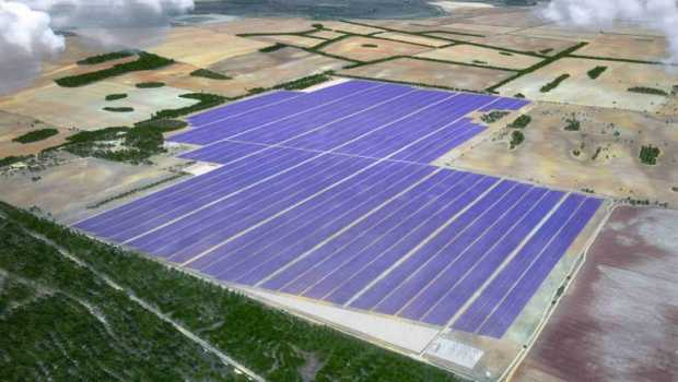 Australia's Largest Solar Plant To Be Built In 2018