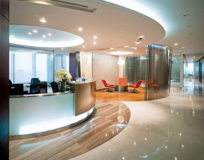 Modern Office Design And Furniture