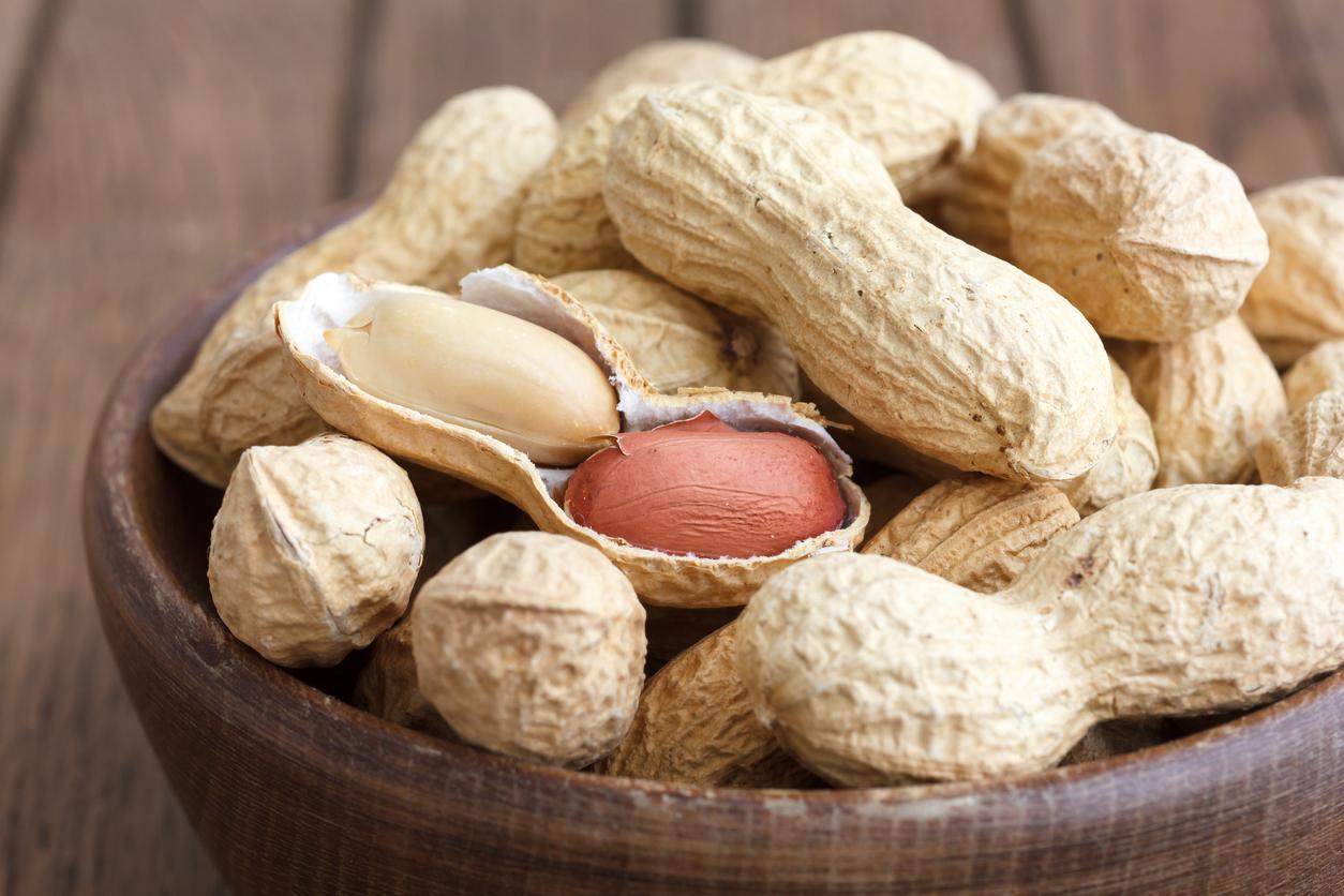 Nut Shells and Peanut Shells