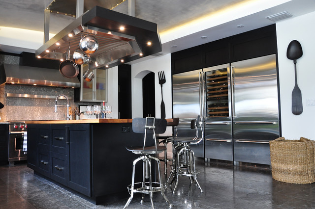 Traditional Kitchen Design Features