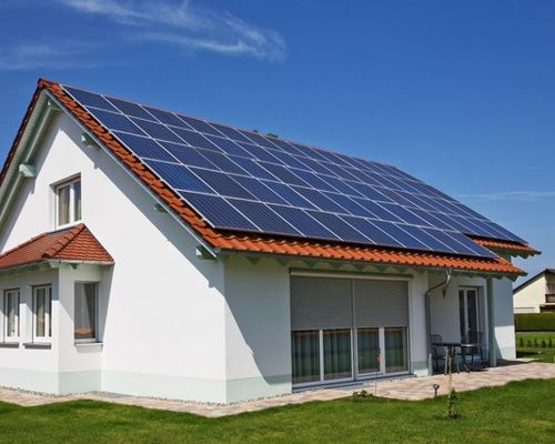 Residential Solar Energy Systems