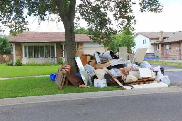 Efficient Rubbish Removal