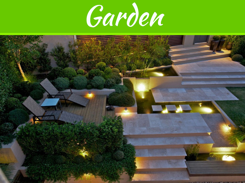 Designs for urban gardens my decorative for Garden design trends 2018