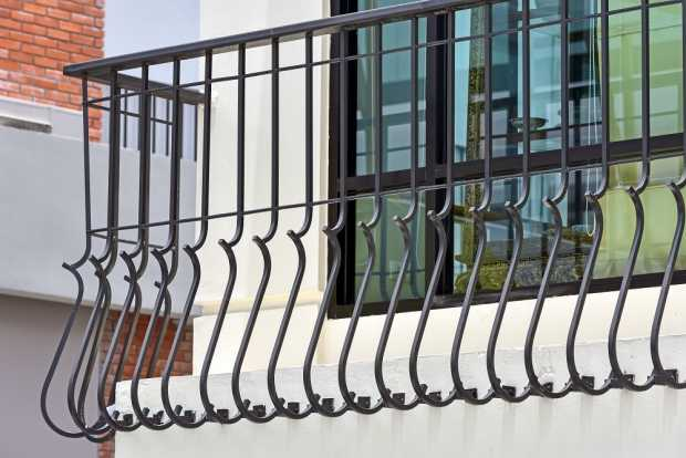 Steel Balustrades