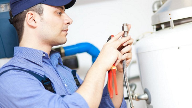 Repair A Water Heater