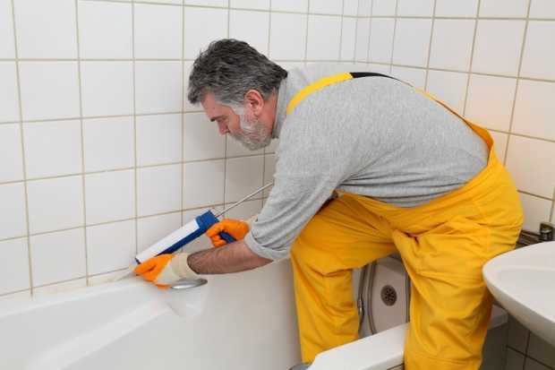 Reliable Bathroom Water Proofing