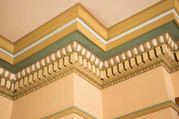 Insist on Crown Molding for a Finished Look