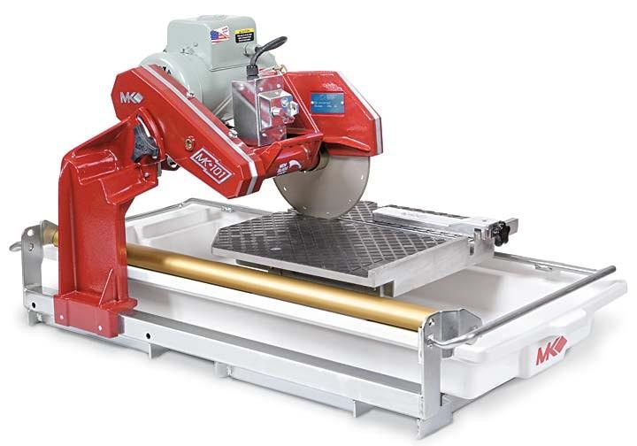 MK Diamond MK-101 Wet Cutting Tile Saw