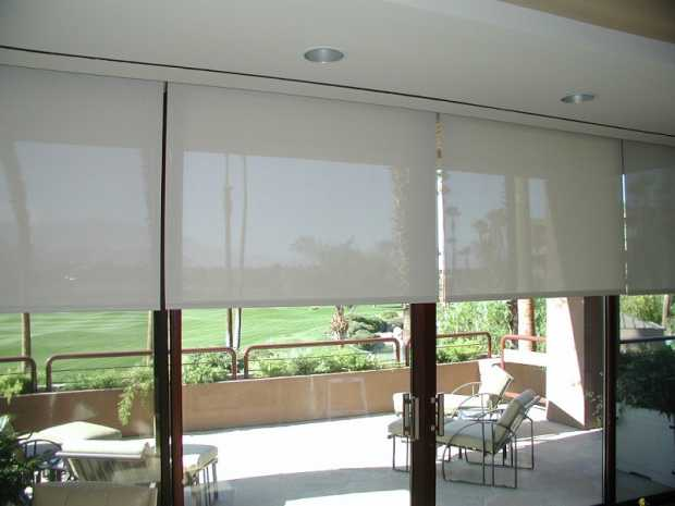 Outdoor Blind