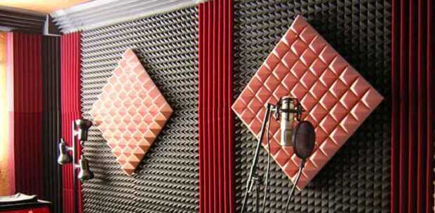 Use Soundproof Foams