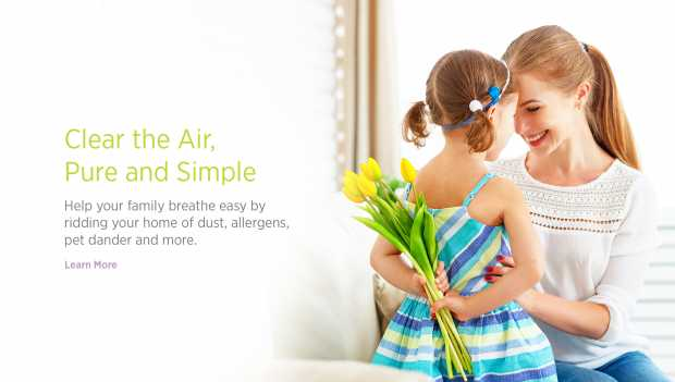 High-Efficiency Aprilaire Air Purifiers