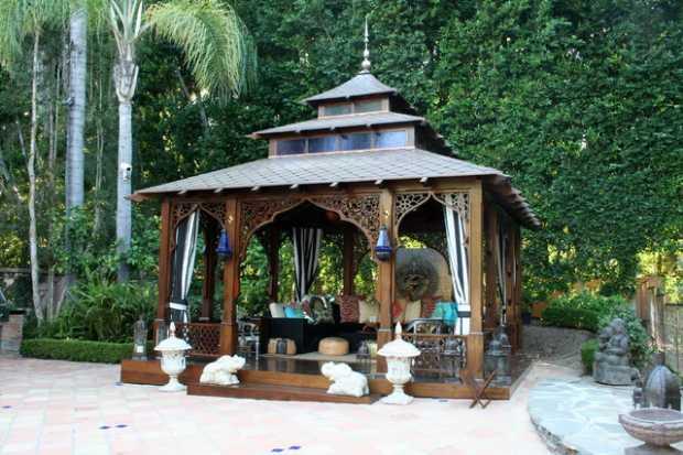 All-Weather Pagodas