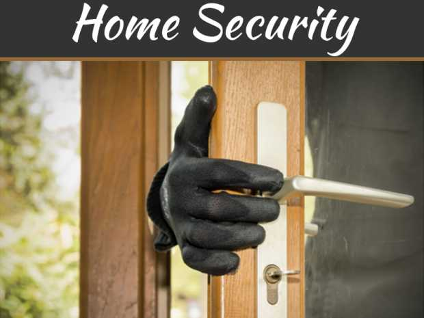 Battling Burglary - How To Raise The Defences On Your New Home