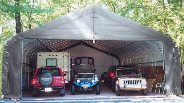 Carport Shelter Size